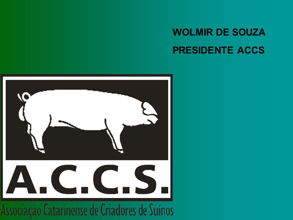 WOLMIR DE SOUZA PRESIDENTE ACCS