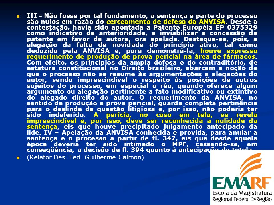 2ª Turma - AC 200451015170540 - j.27/04/2010 PROPRIEDADE INDUSTRIAL.