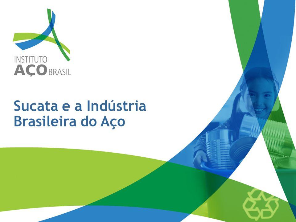 Sucata e a Indústria Brasileira do Aço