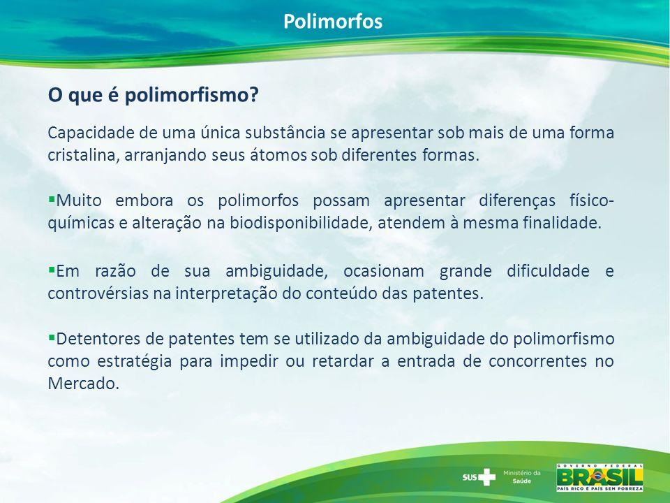 O que é polimorfismo.
