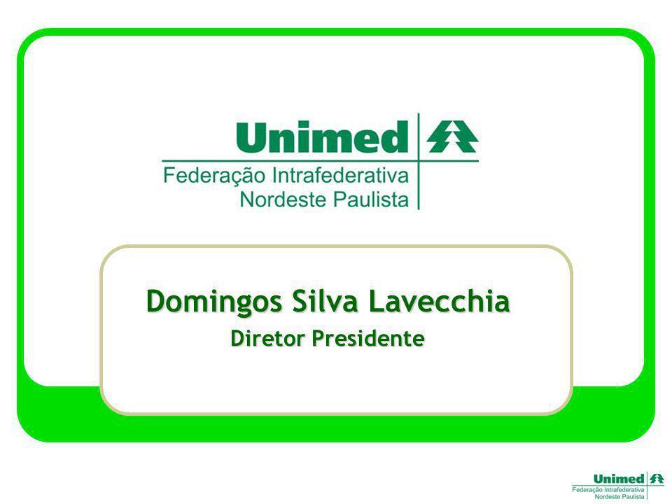 Domingos Silva Lavecchia Diretor Presidente
