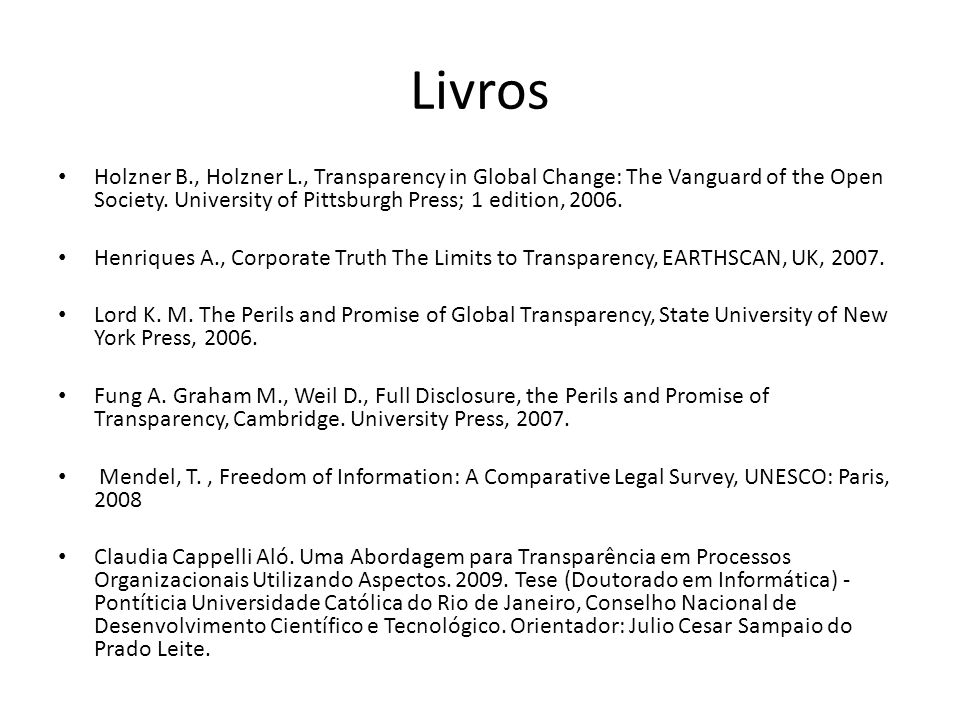 Livros Holzner B., Holzner L., Transparency in Global Change: The Vanguard of the Open Society.