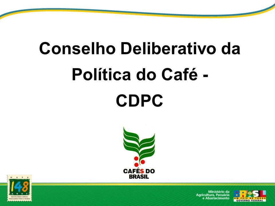 Conselho Deliberativo da Política do Café - CDPC