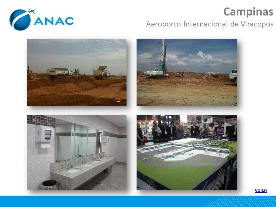 Campinas Aeroporto Internacional de Viracopos Voltar