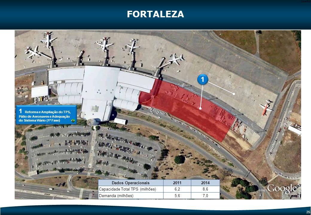 24 Code-P24 Etapa atual Descrição: Construção da Torre de Controle Intervenção: Torre de Controle Investimento PAC 2: R$ 15,44 mi Meta: 440m² Situação