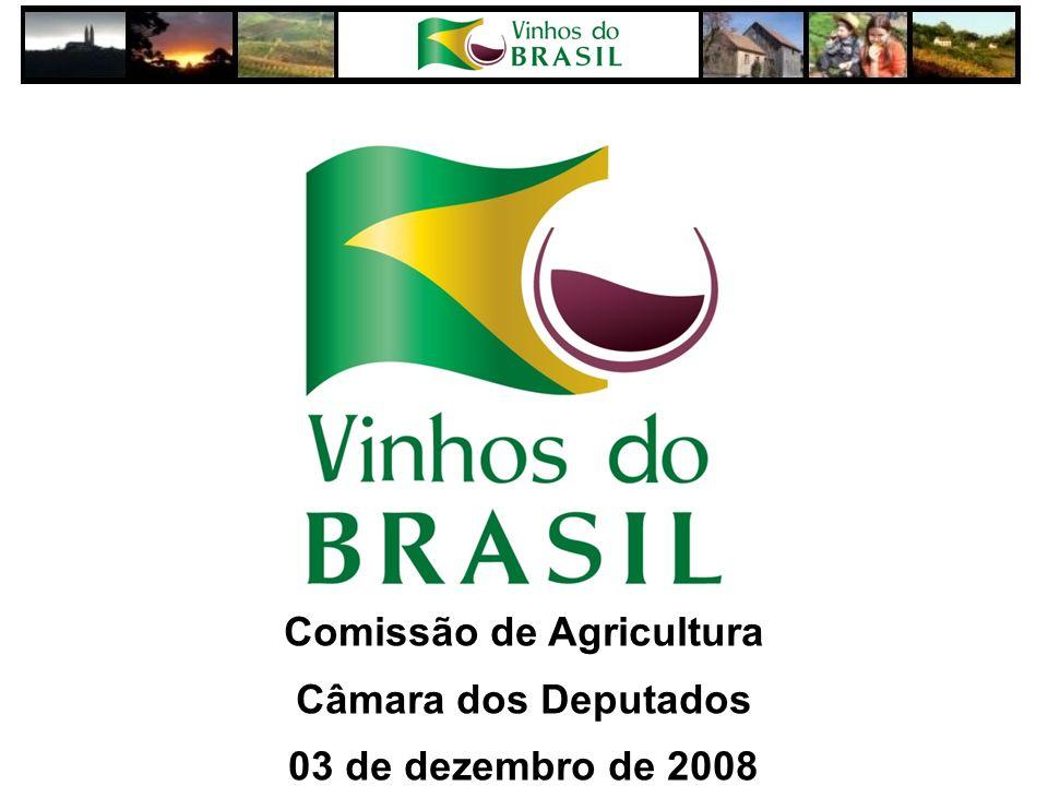 Comissão de Agricultura Câmara dos Deputados 03 de dezembro de 2008