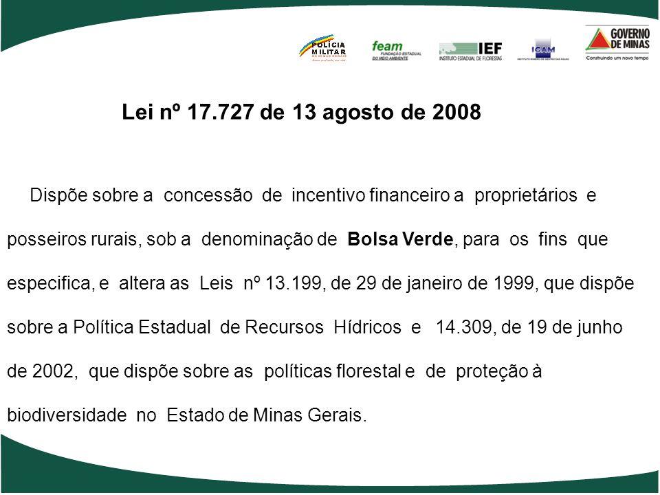 Meta de 2008 = 5.000 hectares Realizado = 5.820 hectares com 1.593 beneficiados