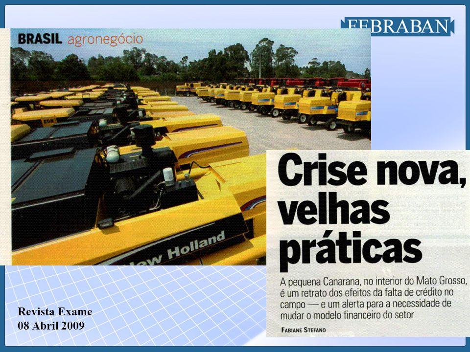 Revista Exame 08 Abril 2009
