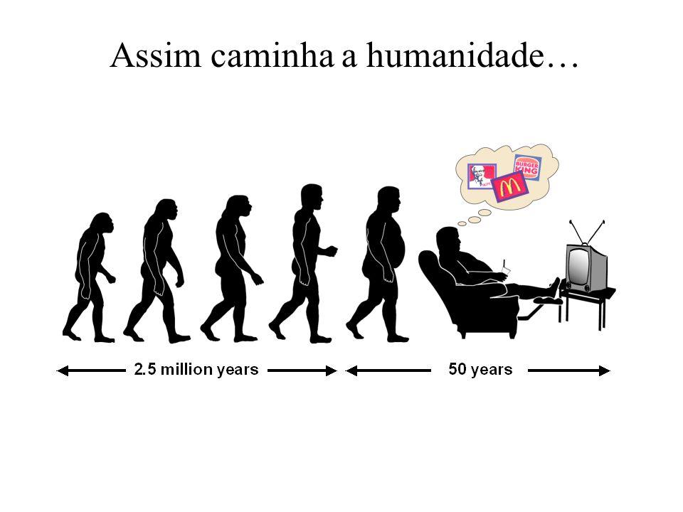 2 Assim caminha a humanidade…