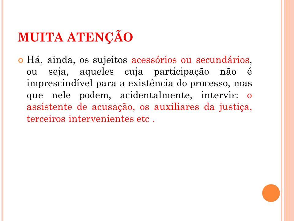 JUIZ O juiz (ou órgão jurisdicional) é a autoridade estatal investida de jurisdição, a quem incumbe dar solução pacífica à lide penal, por meio de substituição da vontade das partes.