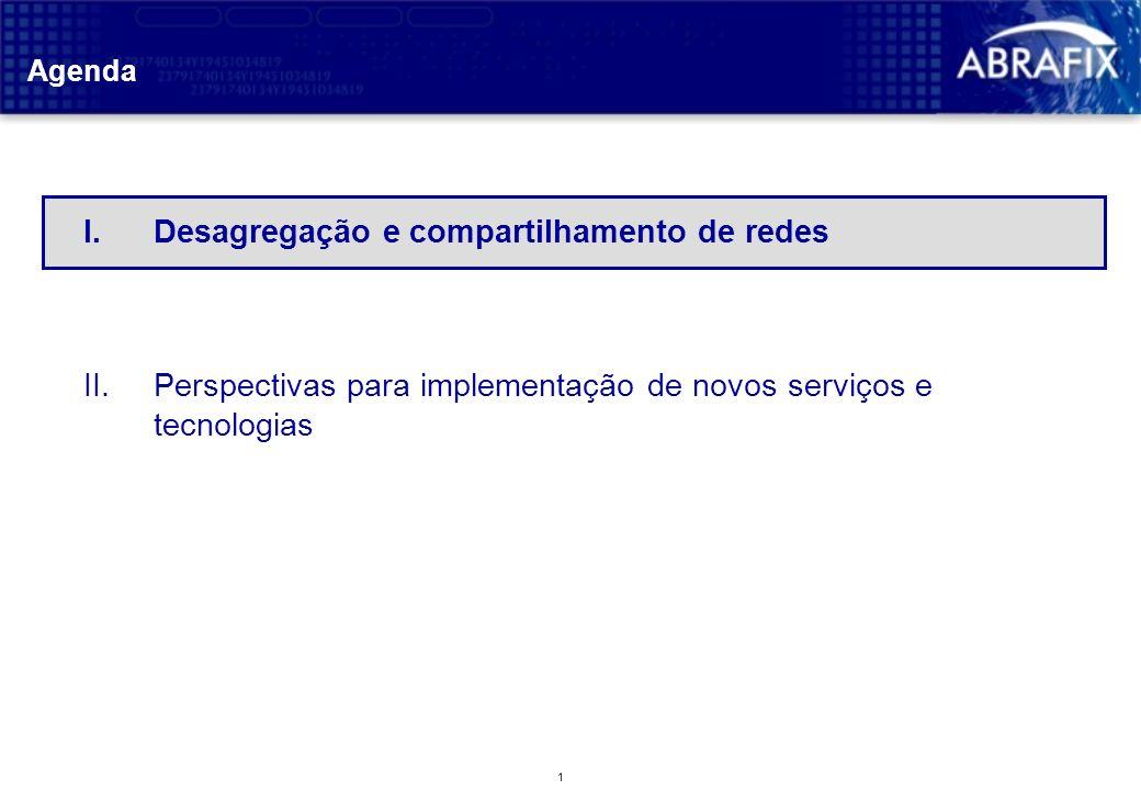 Políticas para os Novos Serviços e a Competitividade nas Telecomunicações Brasília, 18 de setembro de 2007