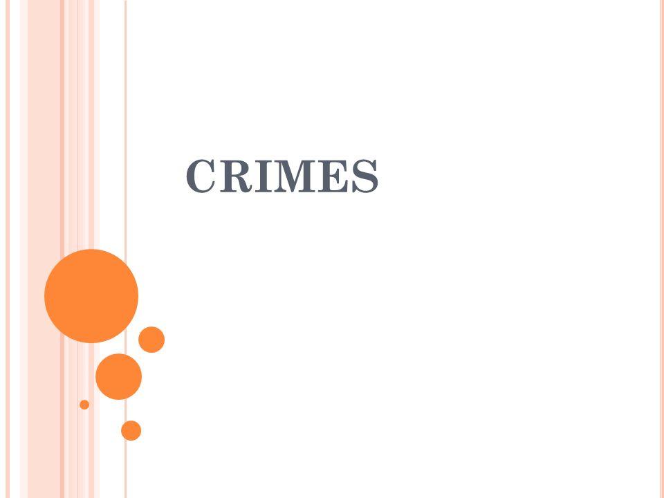 CRIMES PRINCIPAIS E ACESSÓRIOS Principais: São aqueles que não dependem de qualquer outra infração penal para que se configurem.