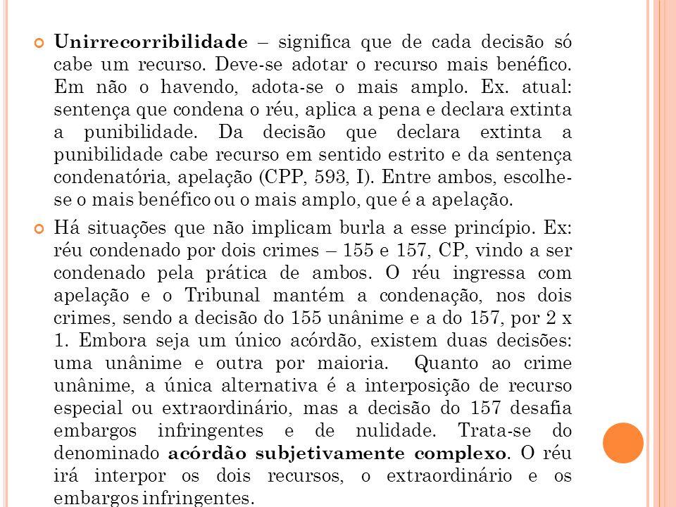 - REVISÃO CRIMINAL - conceito: é instrumento processual exclusivo da defesa que visa rescindir uma sentença penal condenatória transitada em julgado.