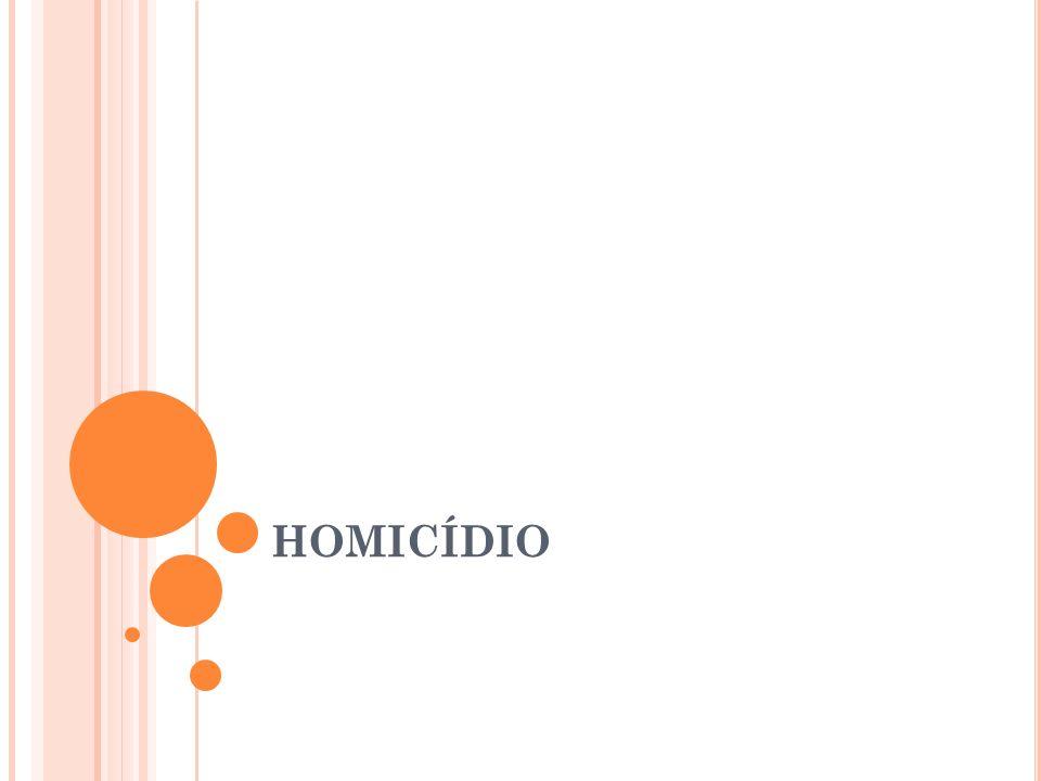 Ocultação Nessa hipótese o agente quer evitar que se descubra a própria existência do crime anterior, como no famoso exemplo de quem coloca fogo em uma casa e mata a única testemunha da provocação do incêndio, para que todos pensem que o fogo decorreu de causa acidental; ou, ainda, no caso de funcionário de banco que vem efetuando desfalques e falsificando papéis internos para despistar o sumiço de dinheiro e mata um auditor que havia acabado de descobrir os desvios.