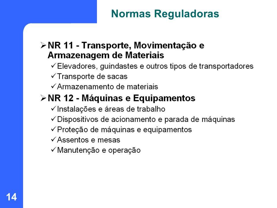 14 Normas Reguladoras