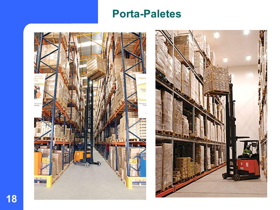 18 Porta-Paletes