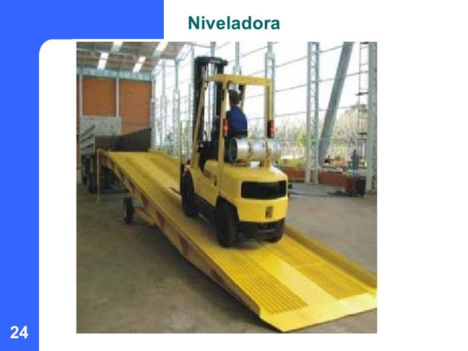 24 Niveladora