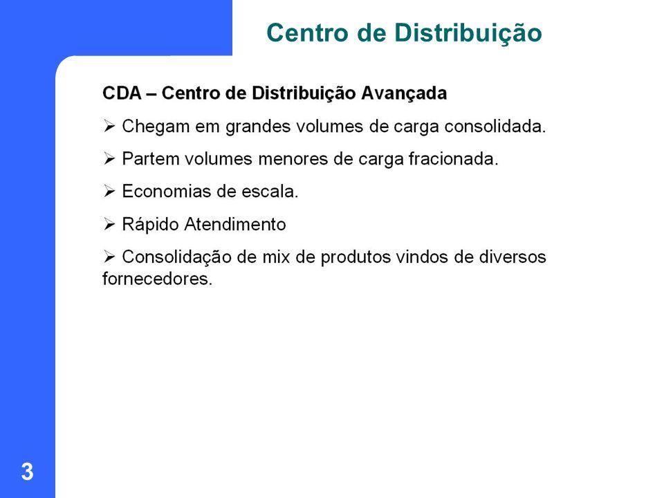 3 Centro de Distribuição