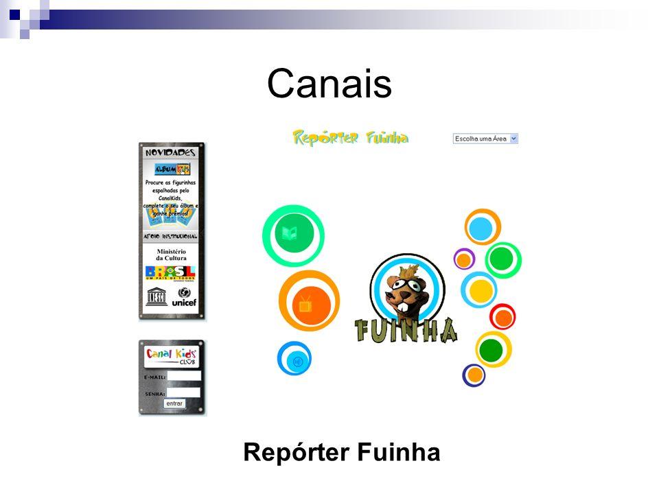 Canais Repórter Fuinha