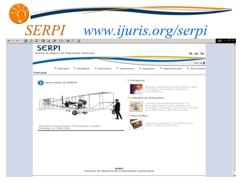 SERPI www.ijuris.org/serpi