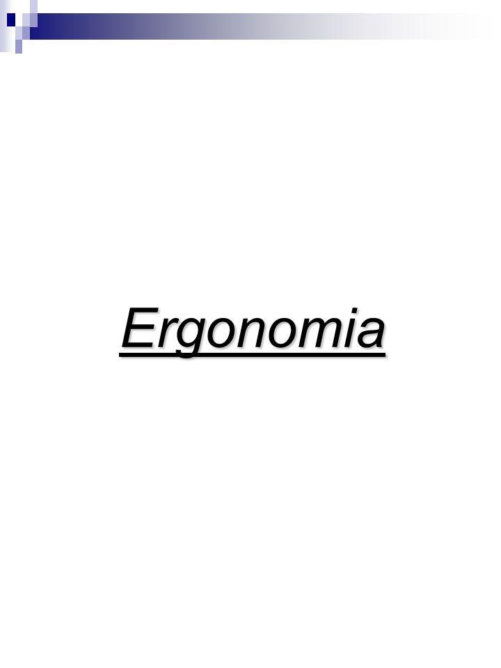 Ergonomia Segunda Guerra Mundial Progresso técnico X progresso humano Perdas de equipamentos X Erro humano Adaptação das máquinas às características física, cognitivas e psíquicas do homem.