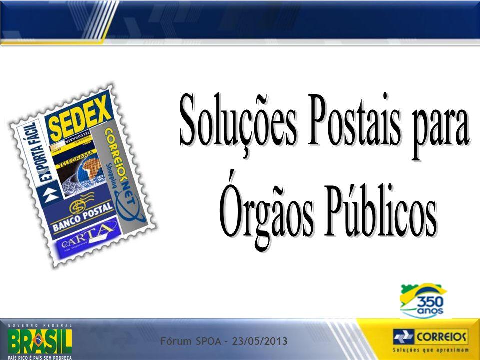 Fórum SPOA – 23/05/2013