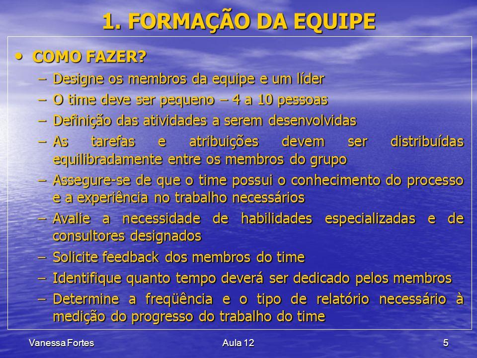 Vanessa FortesAula 1236 4.