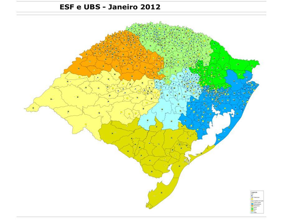 Estratégia Saúde da Família – ESF Estratégia de reorientação do modelo assistencial...