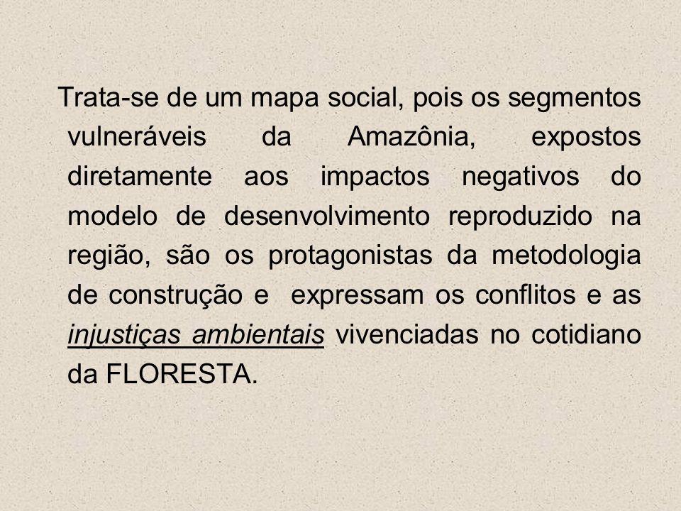 Entendemos por INJUSTIÇA AMBIENTAL o mecanismo pelo qual sociedades desiguais, do ponto de vista econômico e social, destinam a maior carga dos danos ambientais do desenvolvimento às populações de baixa renda, aos grupos raciais discriminados, aos povos étnicos tradicionais, às periferias urbanas, às populações marginalizadas e vulneráveis (Manifesto Lançamento Rede Brasileira de Justiça Ambiental - RBJA/ 2001).