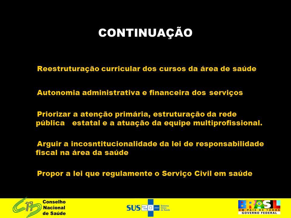 FORTALECIMENTO, QUALIFICAÇÃO E CONSOLIDAÇÃO DO CONTROLE SOCIAL *Farmacêutico Presidente do Conselho Nacional de Saúde