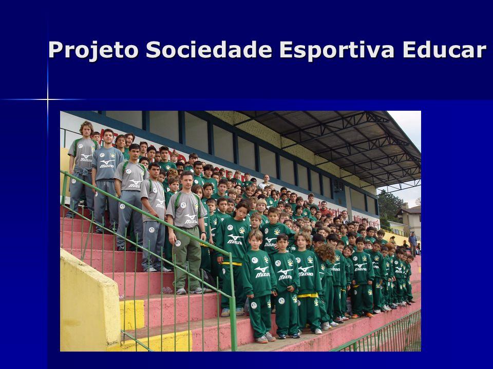 Projeto Sociedade Esportiva Educar