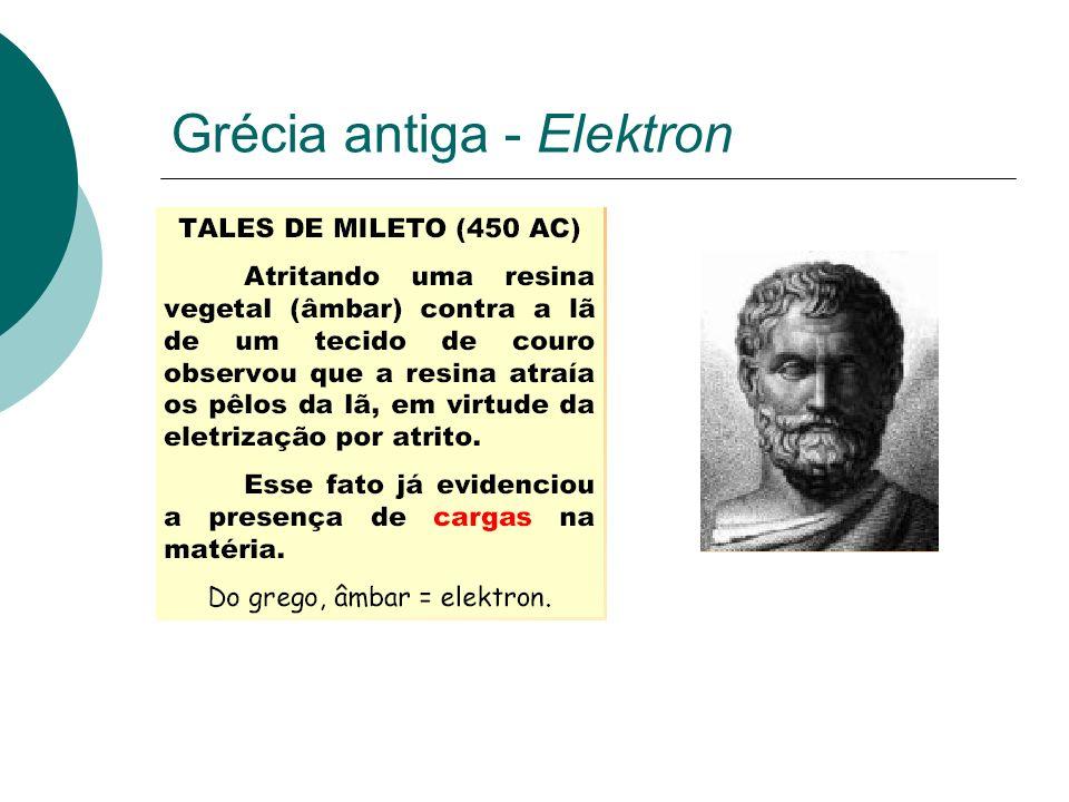 Grécia antiga – Os atomistas Demócrito