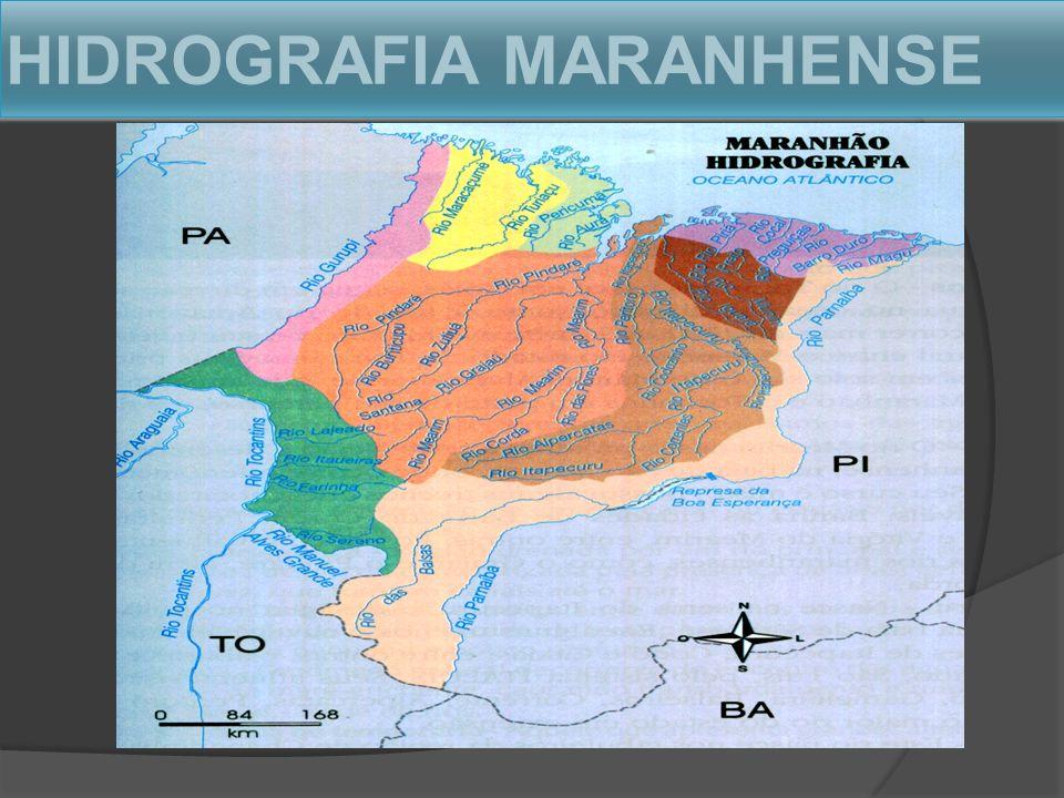 HIDROGRAFIA MARANHENSE
