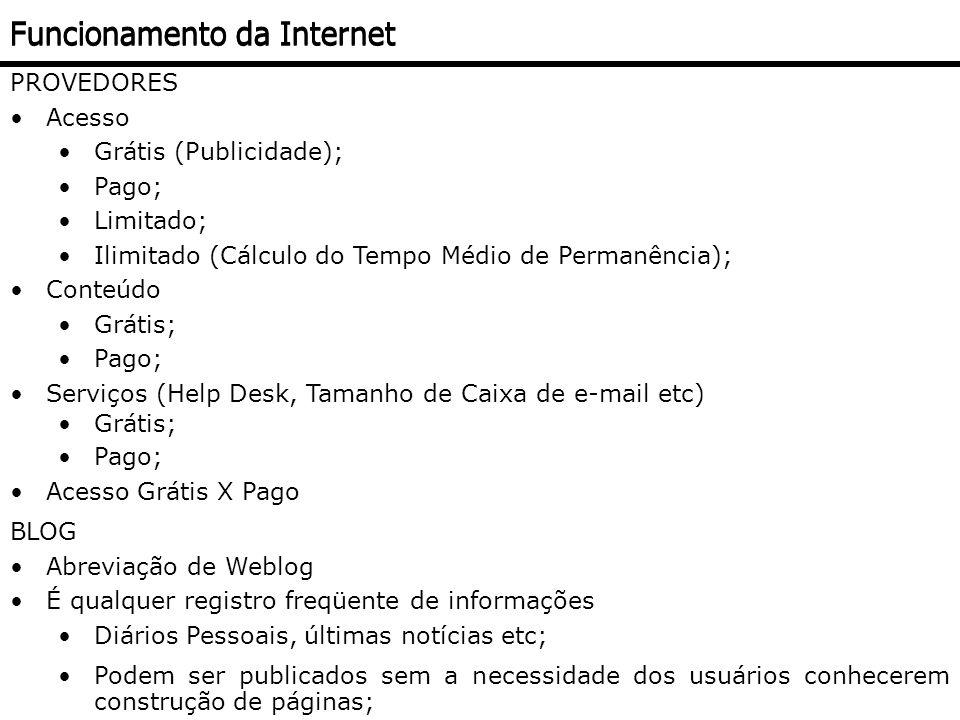 COOKIE Pequenas porções de informação que são armazenadas na máquina cliente; Finalidade: armazenar informações relacionadas ao usuário (ex.