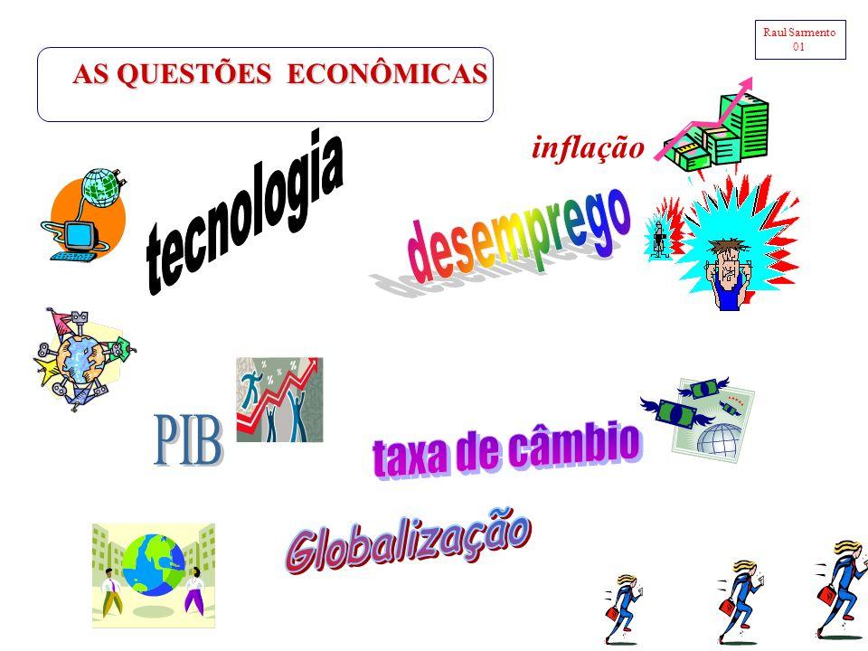 Centro de Estudos Sociais Aplicados Curso de Direito Disciplina: Introdução à Economia