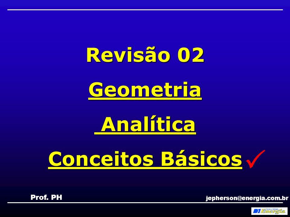 Distância entre dois pontos 1) Distância entre dois pontos: Ponto Médio do segmento AB 2) Ponto Médio do segmento AB: B A B A M