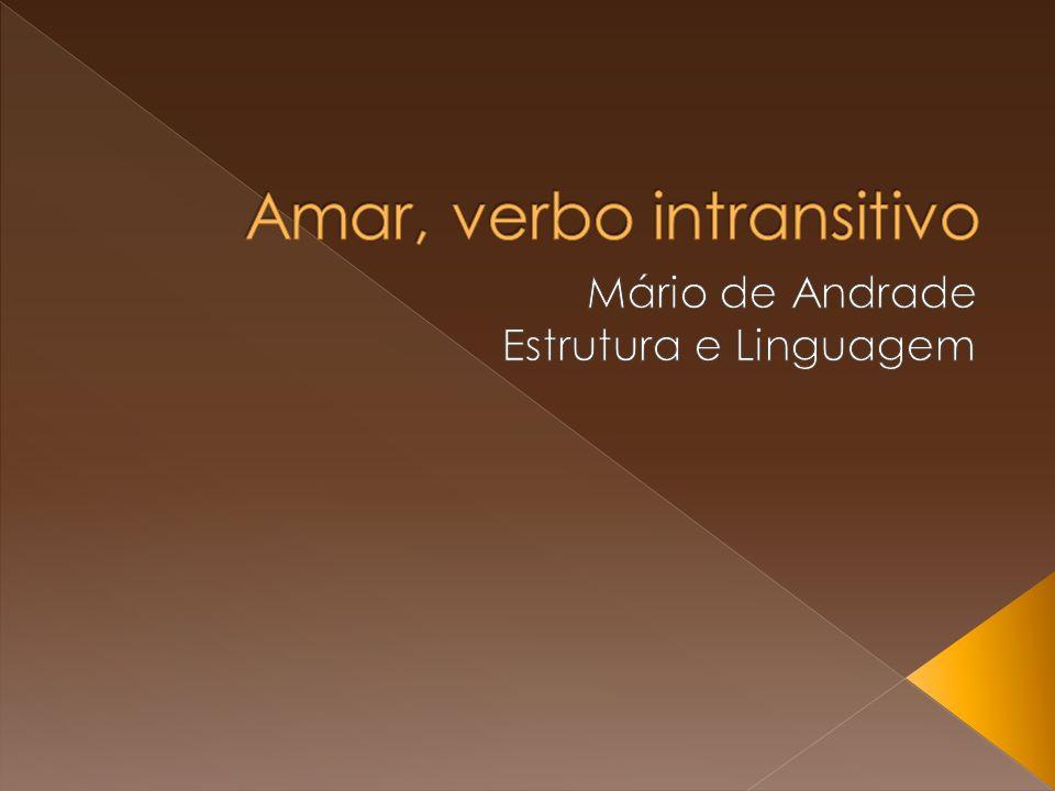 A narrativa corre sem divisões de capítulos.Mário de Andrade usa as formas conhecidas de discurso.