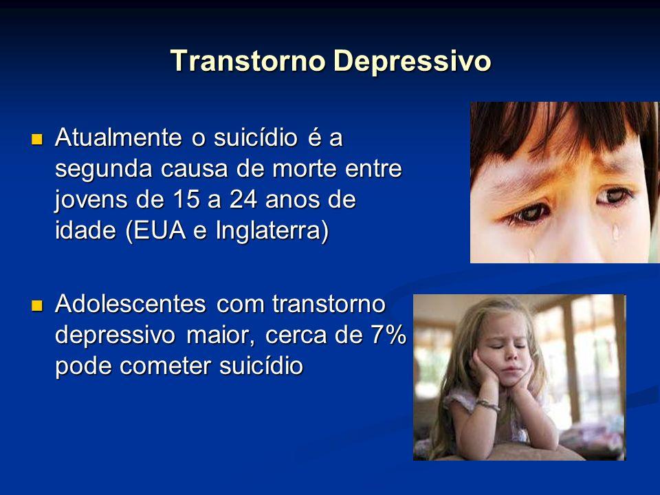 Atualmente o suicídio é a segunda causa de morte entre jovens de 15 a 24 anos de idade (EUA e Inglaterra) Atualmente o suicídio é a segunda causa de m