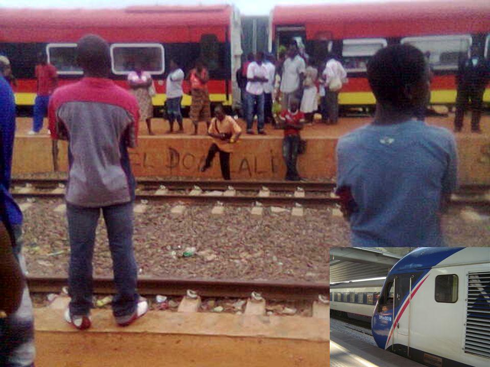 Demos 1 passo para frente eeehhh, viva… o comboio voltou a funcionar… Demos 15 passos para trás - Falhamos sempre no conjunto de condições para o resto funcionar.