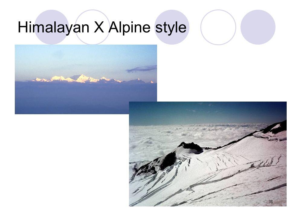 Himalayan X Alpine style 38