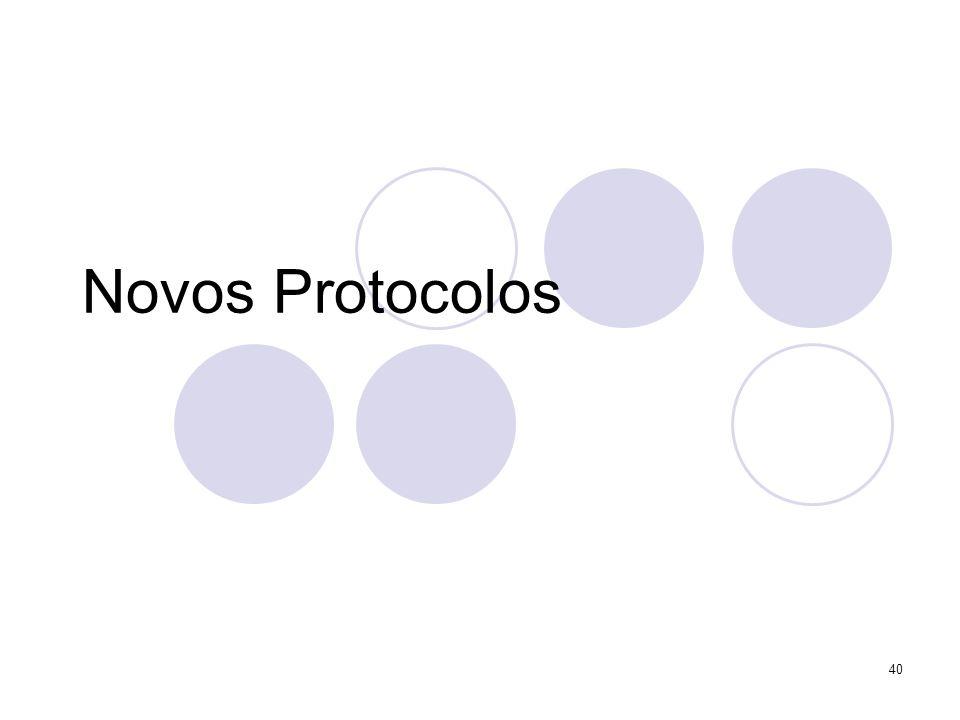 Novos Protocolos 40