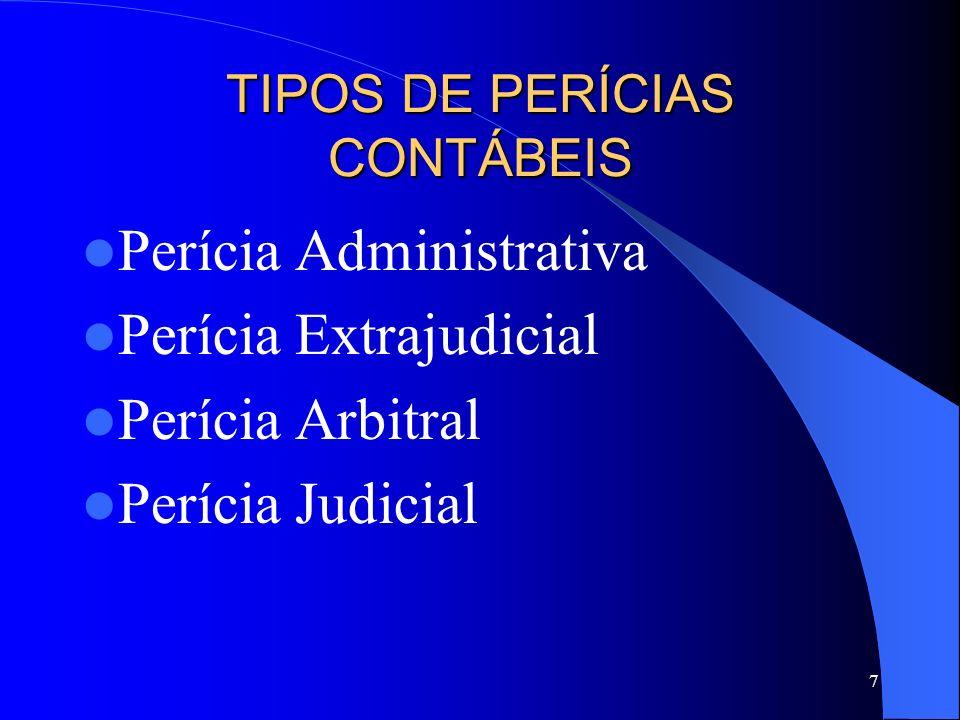 PERITO CONTADOR X ASSISTENTE TÉCNICO PERITO CONTADOR– É o expert que o juiz nomeia e fixa prazo para que este produza a prova pericial e entregue o laudo.