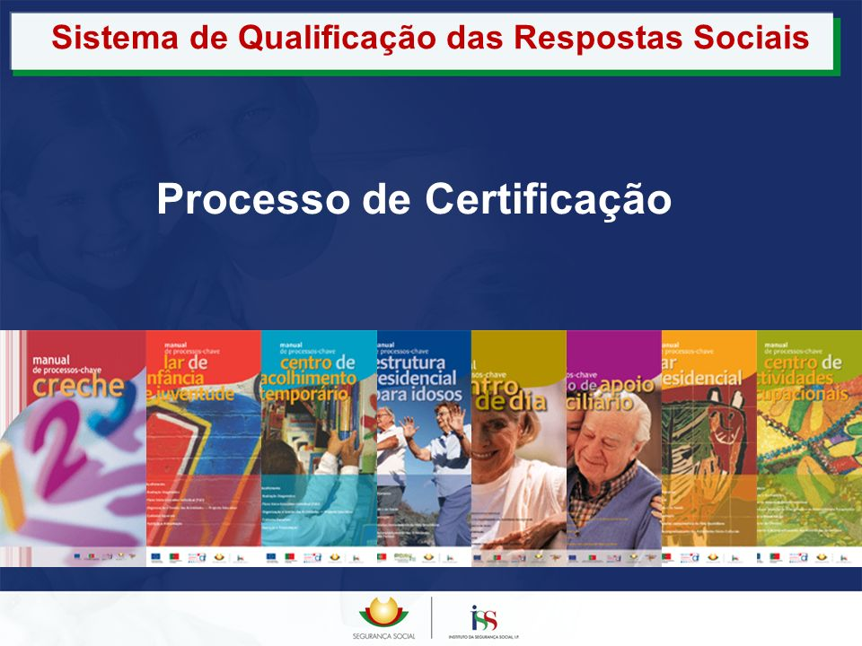 Sistema de Qualificação das Respostas Sociais Processo de Certificação