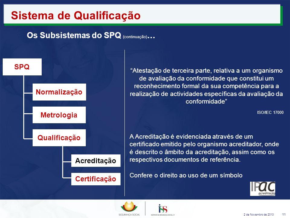 Atestação de terceira parte, relativa a um organismo de avaliação da conformidade que constitui um reconhecimento formal da sua competência para a rea
