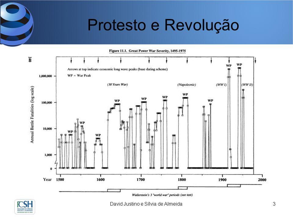 Protesto e Revolução David Justino e Sílvia de Almeida4