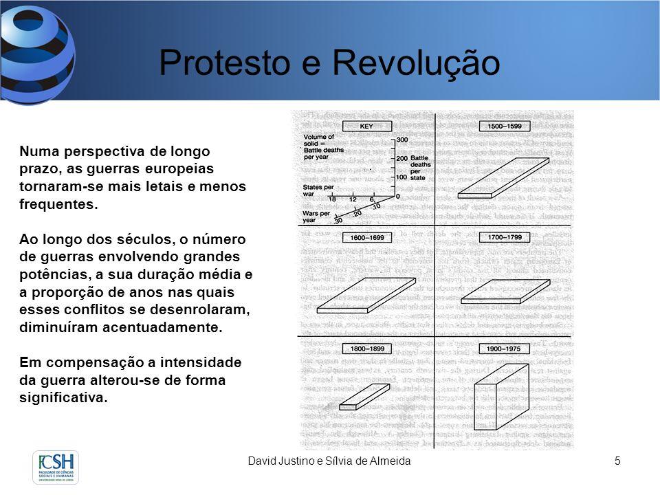 David Justino e Sílvia de Almeida6 Protesto e Revolução