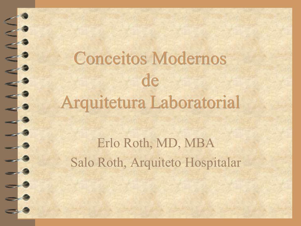 Erlo Roth, MD, MBA Salo Roth, Arquiteto Hospitalar