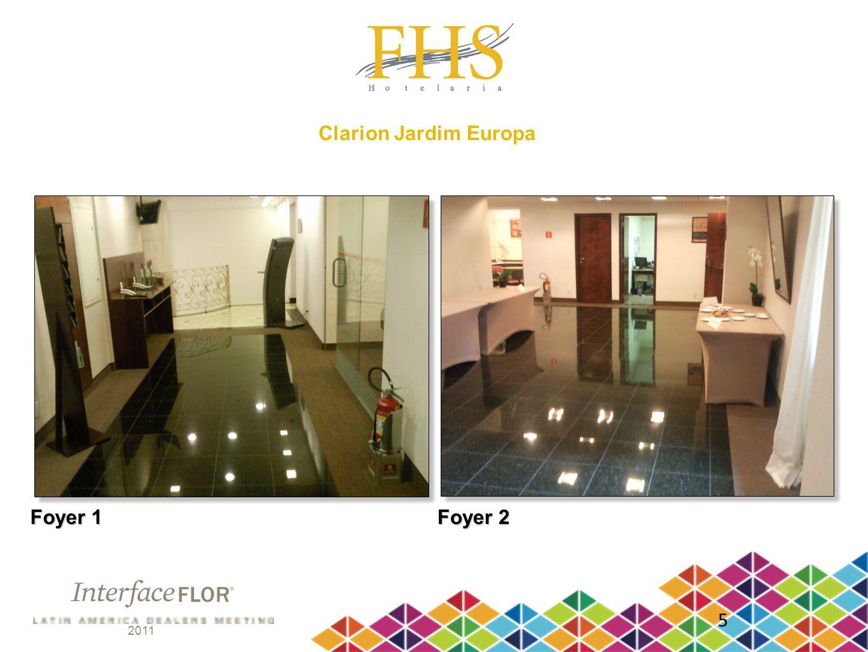 2011 5 Clarion Jardim Europa Foyer 1 Foyer 2