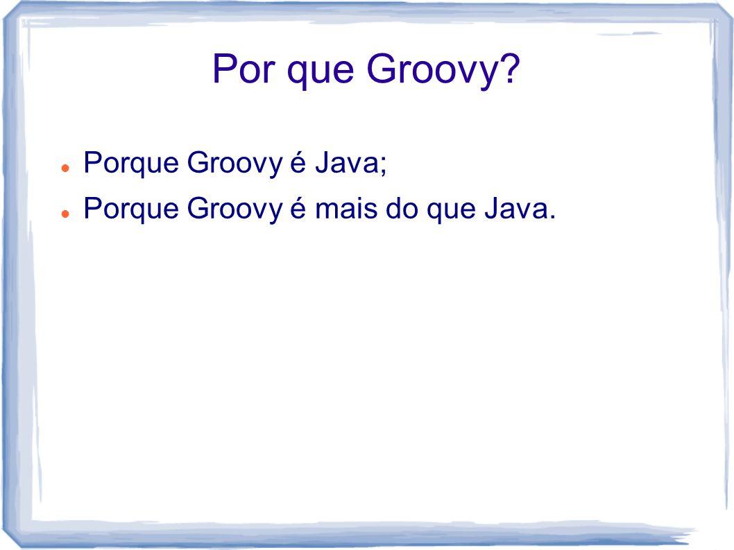 Closures Pedaço de código ou ponteiro para função; Tipos opcionais; Paramêtro implícito; Free variables; Variáveis implícitas; Curry.