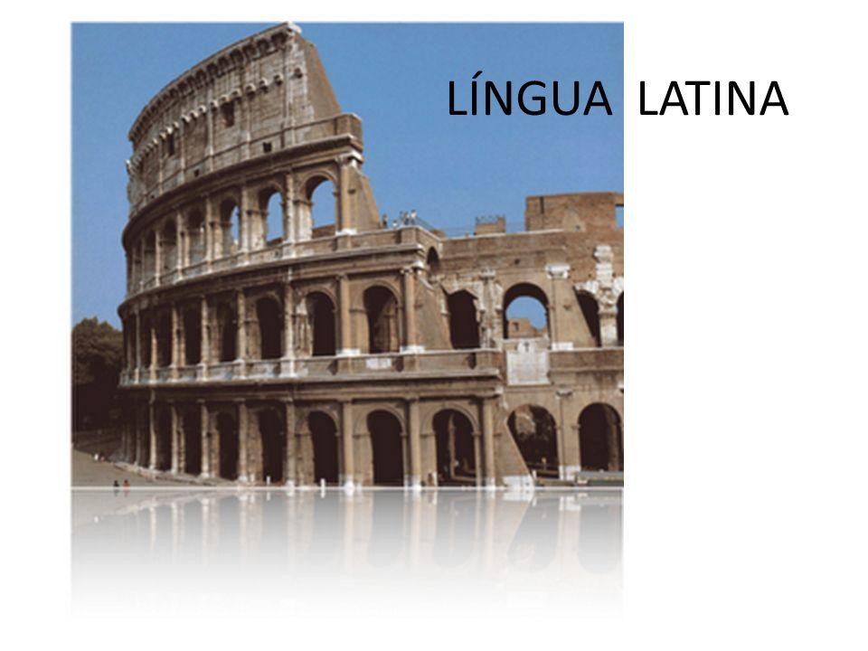 Em latim o acento recai regularmente sobre a penúltima sílaba, quando esta é longa.